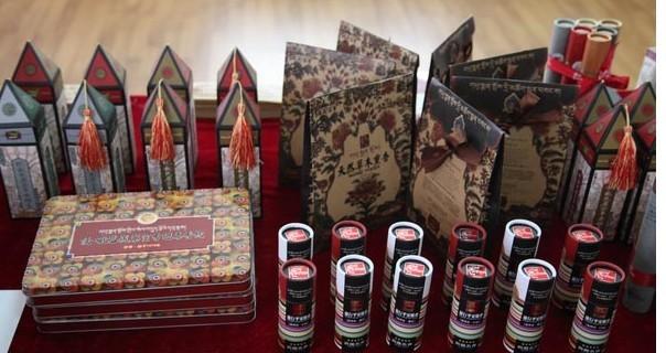 独特魅力:西藏民族手工艺品进入全国市场