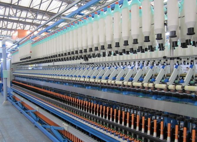贸易商,纺织及鞋类机械商和轻工业制品商等,为行业所需的纺织机械设备