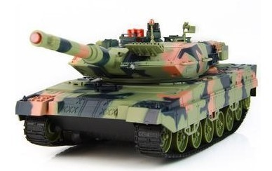 坦克模型旧化步骤