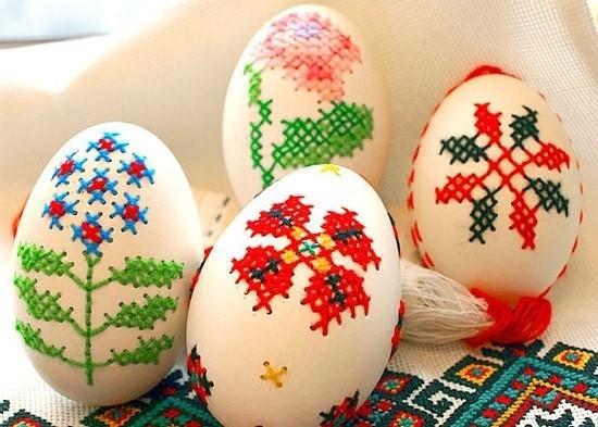 鸡蛋壳也有春天 蛋壳工艺品或可以保存百年
