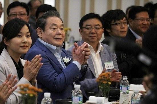 韩国三星公布社长团变动 李健熙次女升任社长
