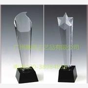 东莞水晶奖杯厂家销售最佳业绩水晶奖杯水晶奖杯包刻字加logo