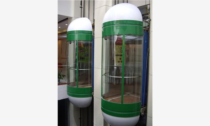 小型别墅观光电梯价格家用别墅观光电梯多少钱无机房