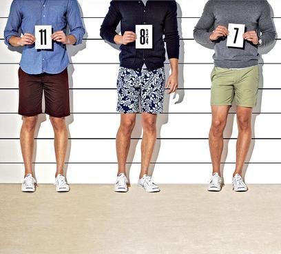 各种短裤做法图解