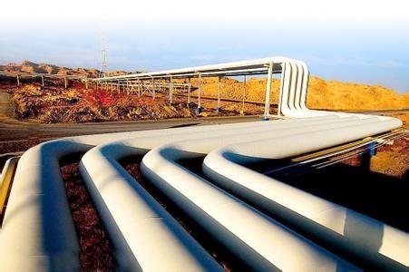 蓓蕾芭-中亚管道c线天然气到达中国