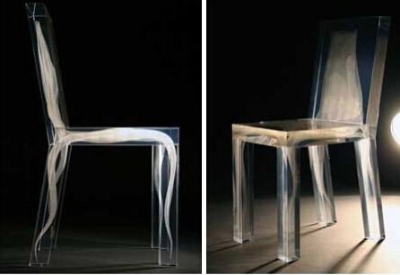 这些创意椅子你敢坐或舍得做吗