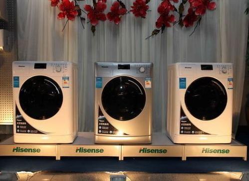 海信洗衣机借滚筒布局实现扩张