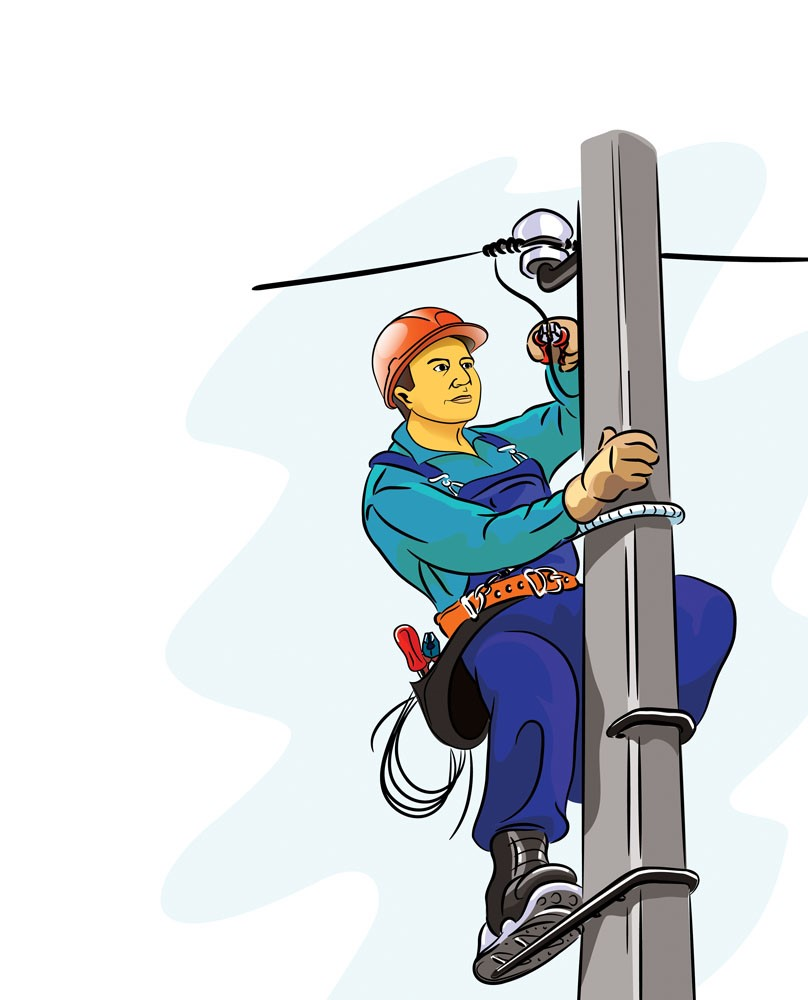 输电线路日常维护八大经验交流