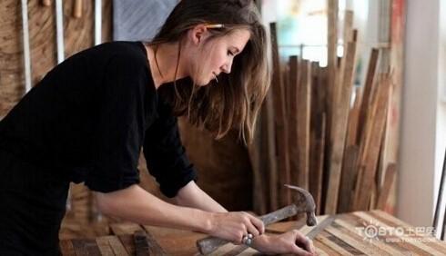 到木碗等木制容器的制作