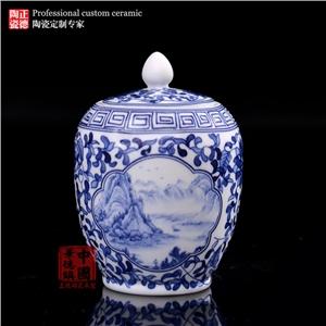 供应陶瓷密封罐陶瓷礼品罐