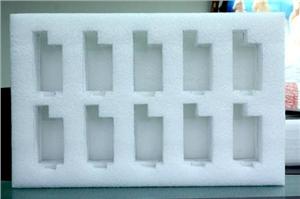 供应森亿佛山epe珍珠棉异型材,监控产品珍珠棉内衬