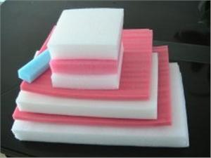 供应森亿包装材料厂可按客户要求订做佛山珍珠棉片材 佛山珍珠棉板