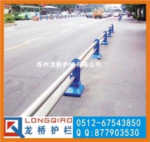 复合超硬材料 产品汇 湖北武汉不锈钢道路护栏/武汉不锈钢碳钢复合管/龙桥护栏专业制造