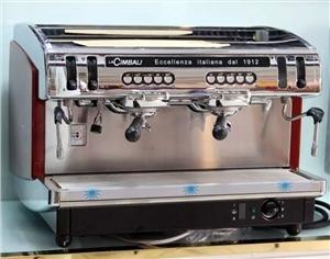 供应金佰利LACIMBALI意式双头商用半自动咖啡机
