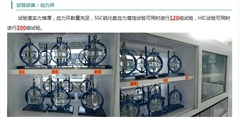 供应四川宜宾压力容器SSC测试