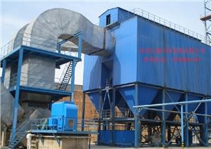 供应章丘布袋除尘器工业粉尘处理设备除尘设备