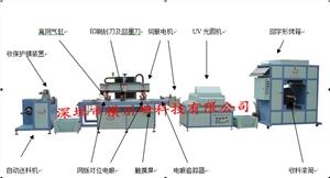 供应横川崎HCQ-4060全自动FPC软线电路板丝印机