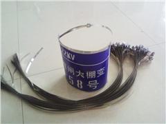插销式尼龙扎带 产品汇 供应海达不锈钢扎带规格