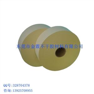 供应主营热销铜板纸不干胶原材料一卷起订价格合理