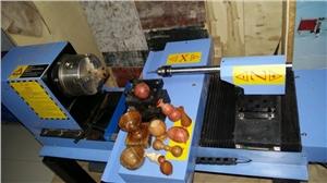数控木珠机,佛珠机,数控自动车珠打孔一体机,工艺品车床