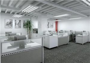 供应广州办公室装修精通各类工装专业技术独特设计