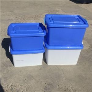 北京德恒盛餐具消毒箱塑料周转箱组合式零件盒分隔式零件盒