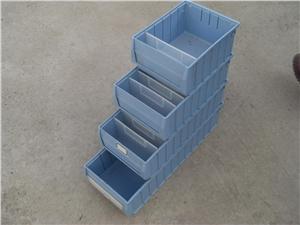 德恒盛塑料分隔式零件盒600*235*140