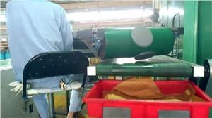 工件翻转检测磁性滚筒强力永磁滚筒