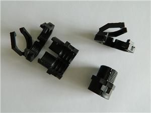供应天津优质塑料波纹软管耐高温双开口尼龙软管