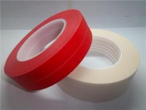 供应耐高温红色美纹纸胶带