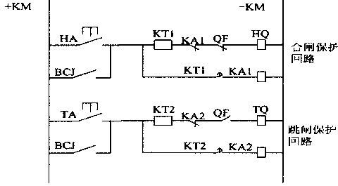 高压断路器二次回路改进及实现