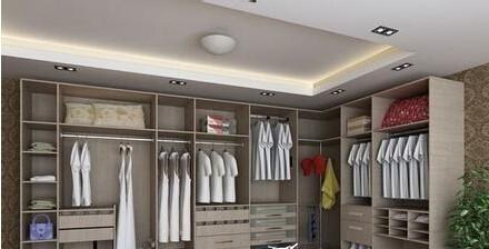 别墅衣柜内部结构图