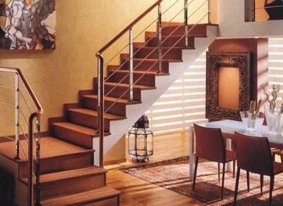 室内楼梯的标准台阶尺寸是多少