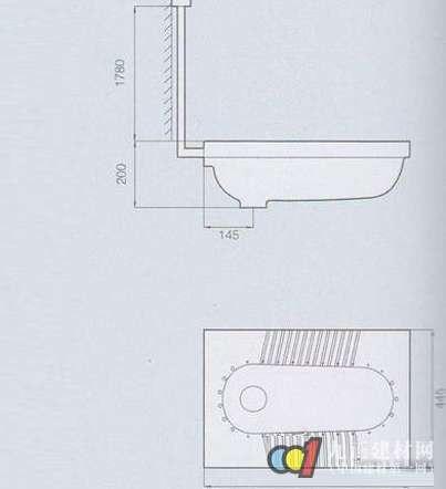 蹲便器安装方法图解 做好八步标准