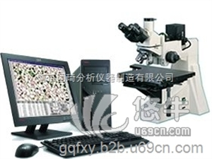供应固琦GQ-300钢材金相组织分析仪