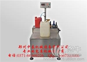 供应5L、10L食用油灌装机、20公斤食用油灌装机