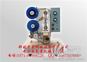供应纸盒半自动打码机塑料袋日期打码机快速自动打码机