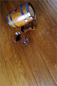 供应新科隆地板-KF8909实木复合地板