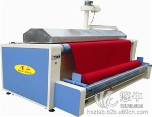 供应厂家推荐中型布料缩水定型机