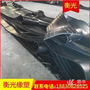 供应厂家生产国标350*8钢鞭止水带抗压耐老化背贴式直销