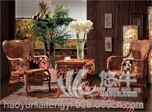 供应花饼椅厂家好运来藤椅花园桌椅休闲桌椅家具