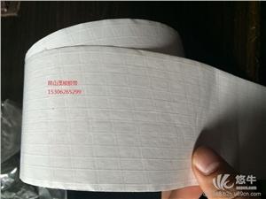 供应铝箔贴面胶带建筑保温材料白色铝箔