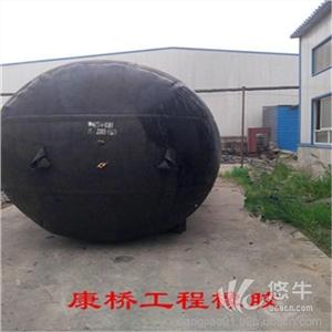 供应加厚型橡胶管道封堵气囊DN400mm气囊