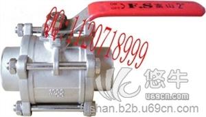 供应富山阀门FS313S焊接球