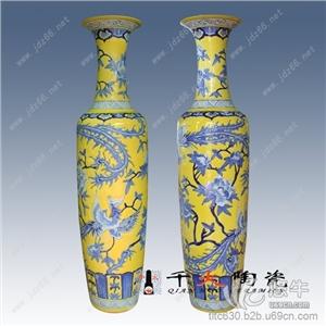 景德镇雕刻大花瓶