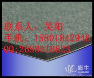 供应液晶玻璃毛毡输送带冰箱空调汽车零部件输送耐油耐温毛毡带
