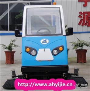 供应大面积清扫机器就选安徽易洁XYY-QS-1850驾驶式扫地机