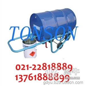供应通又顺(TONSON)广东东莞油桶搬运车