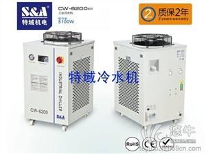 供应S&A冷水机用于LEDUV固化平板型喷墨打印机冷却