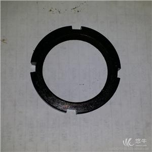 开口金属桶 产品汇 供应圆螺母,发黑圆螺母,开口槽圆螺母